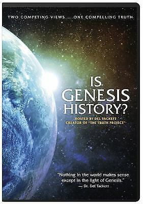 Is Genesis History? : Two Competing Views... One Compelling Truth (DVD 2017)