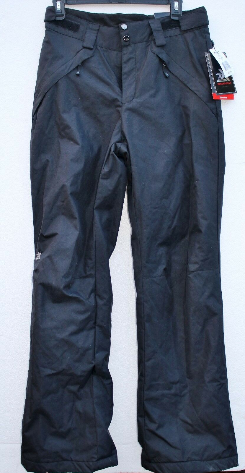ZeroXposur Uomo Small S Small Uomo Insulated Water & Wind Resistant Snow Bibs Pant Pants 6d6452