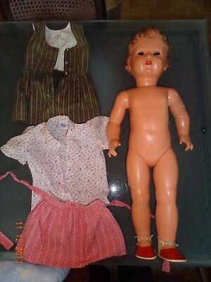 Große Original Schildkröt Puppe Nr.70 Für Liebhaber, Sammler