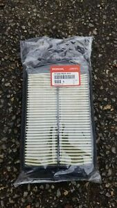 Genuine Honda Engine Air Filter Element 17220-RZA-000