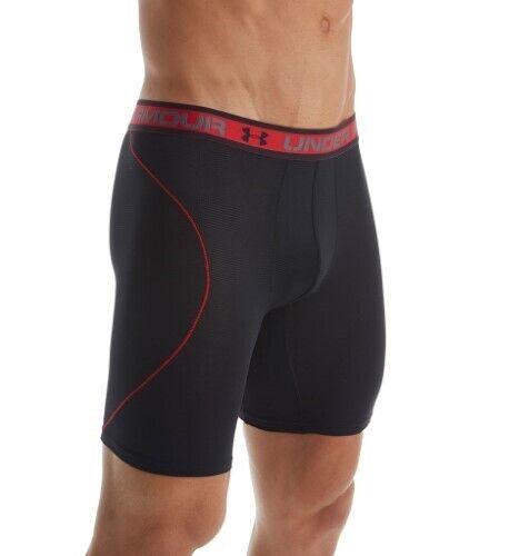 """Mens Under Armour BoxerJock ISO-Chill 9/"""" Underwear Briefs NEW 1272277"""