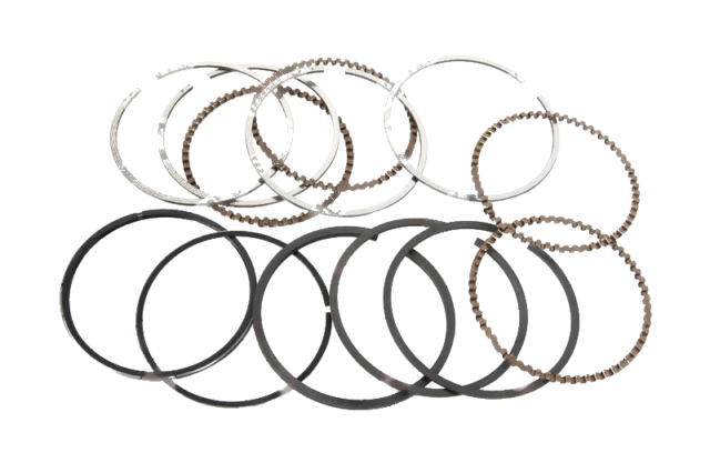4 X Korea Engine Cylinder Piston Rings Kit For 1 Cyl O40000 000d