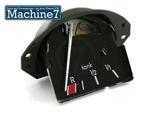 Classic-VW-Beetle-Fuel-Petrol-Sender-Gauge-Electric-for-Speedo-Bug-T1-1968-79