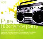 Pure... 80s Dance Party [Digipak] by Various Artists (CD, Jun-2011, 4 Discs, Sony Music)