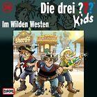 Die drei ??? Kids (35) Im Wilden Westen von Ulf Blanck (2013)