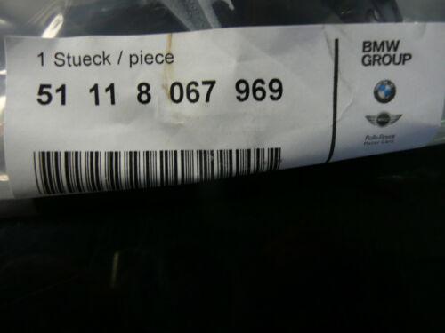 Nuevo Genuino BMW F30 F31 F80 M Parachoques Delantero Faro Lavadora Jet Cubierta Izquierda