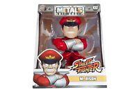 Jada Toys 4 Street Fighter M. Bison M307 Metals Diecast Action Figure 98063