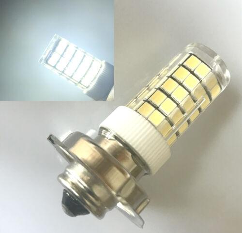 1x LED Birne 12V to 24V DC P26S Scooter Roller Motorrad Bike Licht 63 SMD DHL