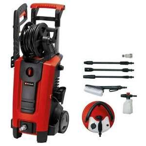 Einhell TE-HP 170 Hochdruckreiniger 170 bar 23000 W inkl. Zubehör Quick-Couple