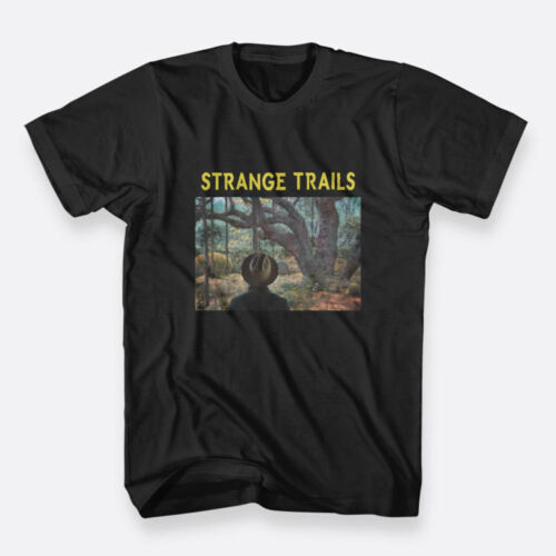 Indie Rock Lord Huron Strange Trails T-shirt Men/'s S to 3XL Color Black