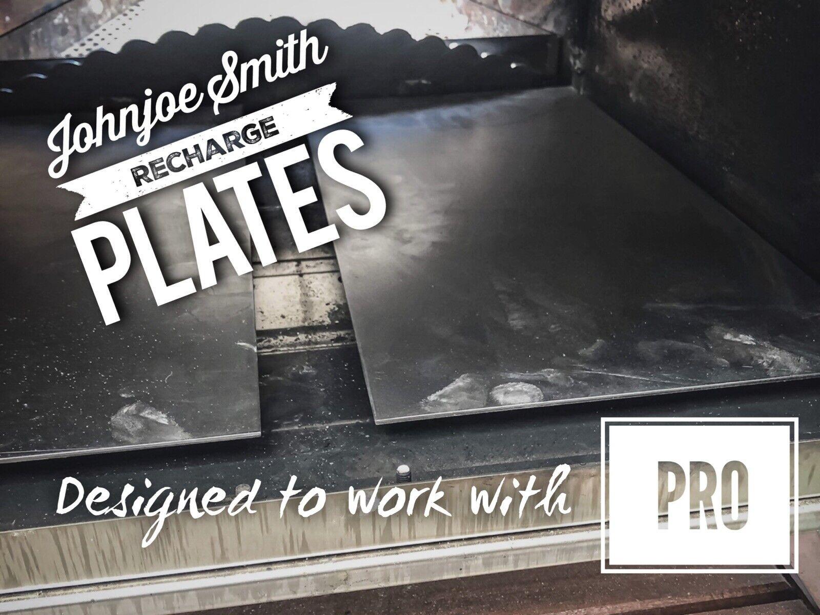 Johnjoe Smith Hornos Para Pizza placas de reCochega para Ooni Pro Hornos Para Pizza Talla XL