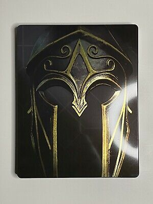 Assassin S Creed Odyssey Xbox One Steelbook Edition No Dlc Mint