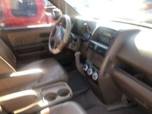 2002 Honda CR-V EX w/Leather