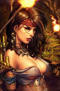Mojo-0-1-2-3-4-amp-5-EBAS-Pirate-034-Skulls-034-NYCC-Rothic-Comic-Books