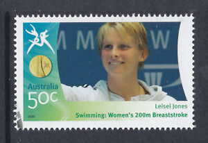 2006-COMM-GAMES-50c-STAMP-SUPERB-CTO-FULL-GUM-SCAN-A30