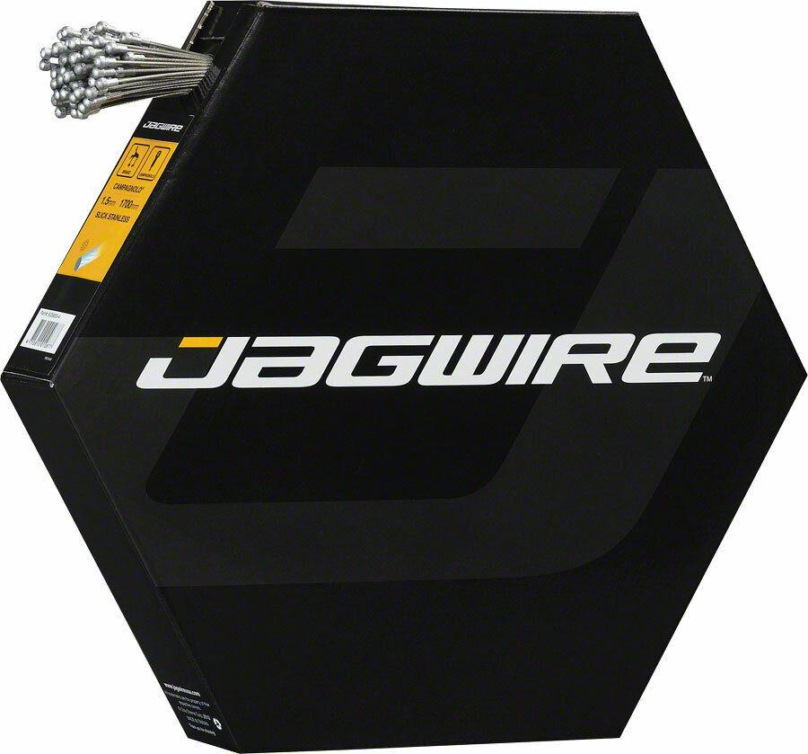 Jagwire Sport Cavo Del Freno 1.5x2000mm Liscio Inossidabile Campagnolo,