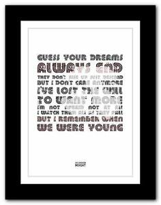 JOY-DIVISION-Insight-lyric-typography-poster-art-print-A1-A2-A3-or-A4