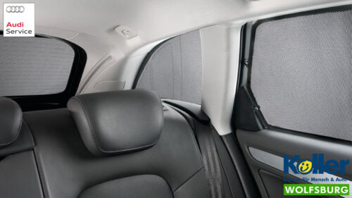 ORIGINALE Audi PARASOLE A RULLO 2-er Set protezione solare a3//s3 8v SPORT BACK