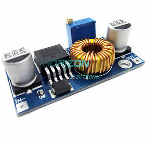 5PCS-DC-DC-5A-Max-Step-Down-Adjustable-Power-Supply-LED-Lithium-Charger-board
