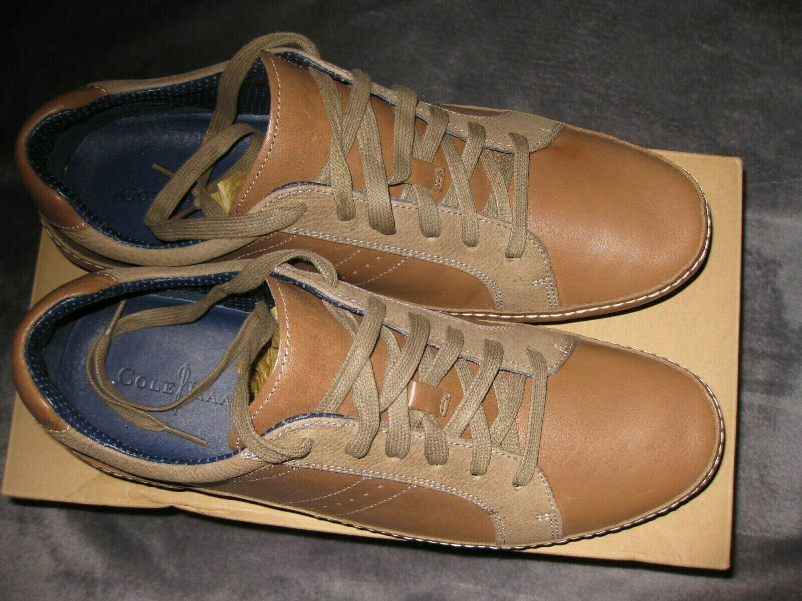 Cole Haan  Mitchell  Oxford all leather mens shoe size 11 US 45 EU