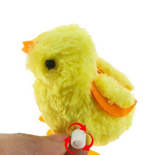 Süß Wind Up Hüpfendes Springen Hühner Aufziehbare Laufen Spielzeug cRUWK flYfE