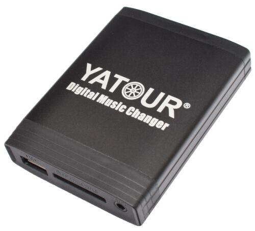 SMART fortwo 450 452 GRUNDIG MCD36 MCD46 USB AUX Adapter