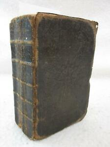 THE-HOLY-BIBLE-Old-and-New-Testaments-1755-Thomas-Baskett-Oxford-Tooled-Leather