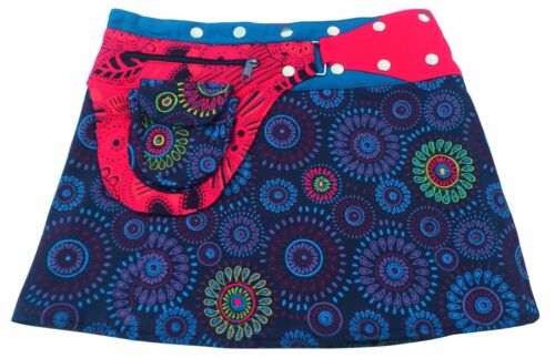 colore cintura ballo cotone da in popper colore per collo alto C Cintura B popper colore con A con qUB66c