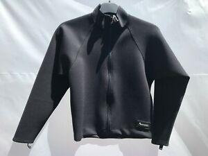 Aeroskin Women's Jacket (size S) Made in SF Neoprene jacket for all watersports