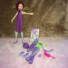Winx Club Tecna Doll