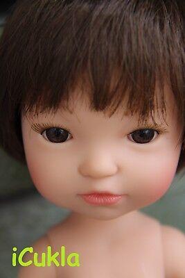 "Berjuan DOLL ~ GRETTA brown hair ~Grettа series~ 14/""~ 35cm NEW"