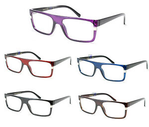 Image is loading Womens-Clear-Lens-Sun-Glasses-100-UV-Protection-