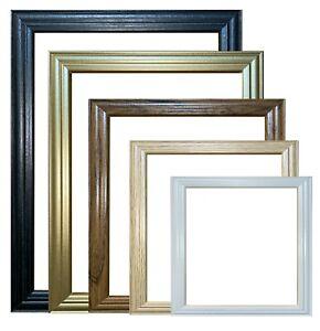 A1 A2 A3 A4 Picture Frame Photo Frame Poster Frame Black Walnut Oak White Gold