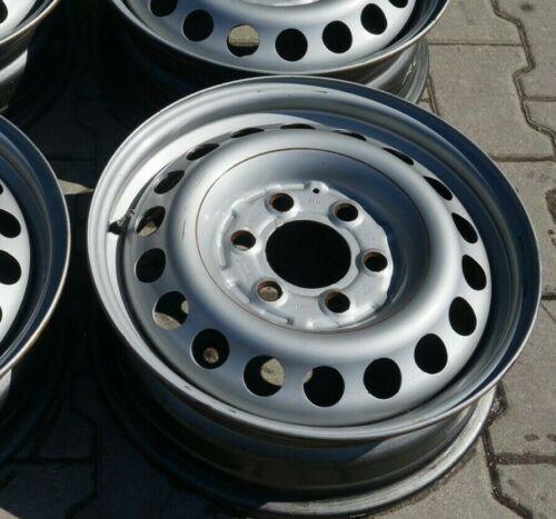 MERCEDES SPRINTER//VW Crafter Acciaio Cerchioni 5,5j x 16 pollici et51 LK 6x130