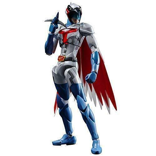 Action Figure Sentinel Infini-T Force Polimar Fighter Gear Ver