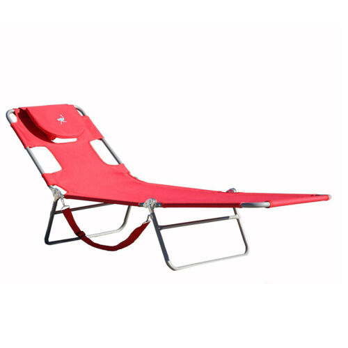 Beach Chaise Lounge Folding Portable Lightweight Outdoor Pool Patio Lawn Chair