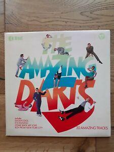 Darts-The-Amazing-Darts-DLP-7981-Vinyl-LP-Compilation-Gatefold