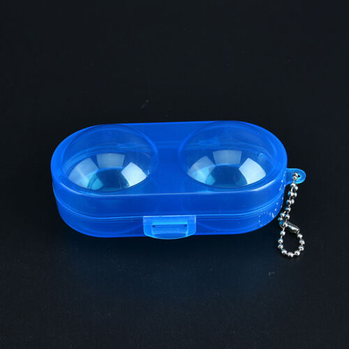 1pc Table Tennis Ball Container Box  Colorful Case Ping Pong Ball Storage Box TB