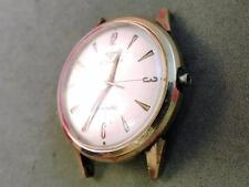 Vintage WITTNAUER 17j Automatic Men's Wrist Watch 11 SN 10k Gold Filled W Rotar