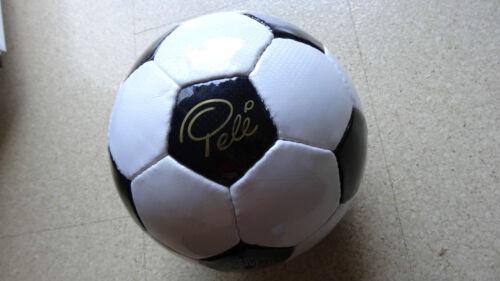 Sammler Ball Matchball Fussball NEU Match Ball spielen PELÉ Fußball Pelé