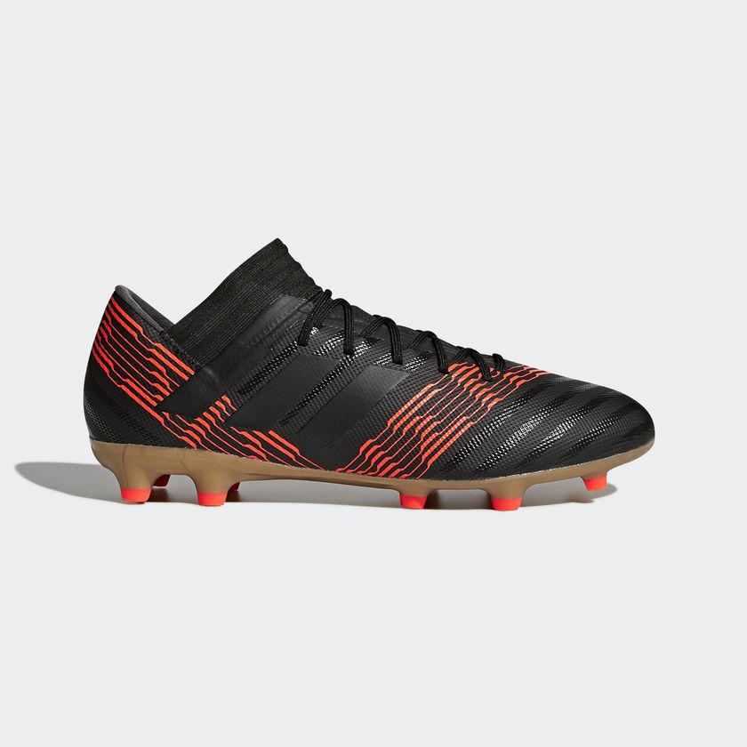 Adidas Soccer Men's Nemeziz 18.3 Firm Ground Shoes Size 7 to 12 us CP8985