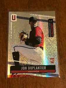2019-Chronicles-Baseball-Unparalleled-Jon-Duplantier-RC-Arizona-Diamondbacks