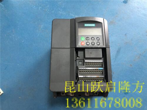 1pcs Used Siemens 6SE6440-2UD24-0BA1 Inverter 380v4.0kw