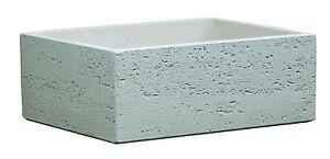 Acquaio In Pietra.Details About Bonfante Sink Tub By Stone Wall Rebuilt Garda Powder Travertine Show Original Title