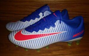 de96d5509357 Nike Mercurial Vapor XI AG PRO ACC Soccer Cleats 844230-164 Women's ...