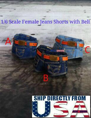 "Pants set for 6/"" TBLeague PHICEN female body N0.001 1//12 1:12 Tops"