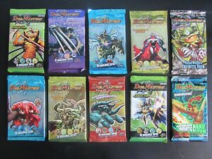 Duel-Masters-Trading-Card-Game-Original-Sealed-Booster-Packs-You-Choose
