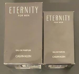 Calvin-Klein-Eternity-For-Men-Eau-De-Parfum-EDP-100ml-50ml-New-Sealed-Spray