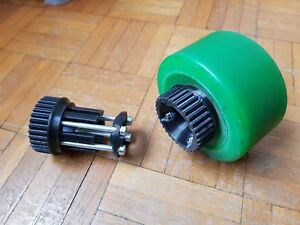 Details About Diy Electric Longboard Skateboard 5m 33t To 36 44t Wheel Pulley For Abec Flywhel Show Original Title