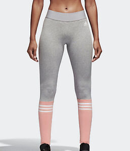 f4a1bb1f9309f Image is loading Adidas-Athletics-sport-ID-womens-leggings-running-gym-